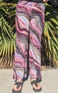 Vintage 90s Rampage psychedelic pants Size 7